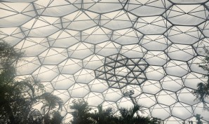 The Eden Project Biomes